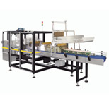 ARPAC EL-2000 Intermittent Motion End-Load Tray Packer/Case Packer