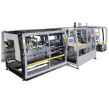 ARPAC PC-4500 Continuous Motion Wraparound Case Packer