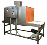 HVP4/488HP High Profile Hot Plate Shrink Tunnel